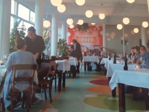 Reastaurant Rebelz aan de Rotte
